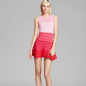 Torn by Ronny Kobo Pink Audrey Cocktail Dress